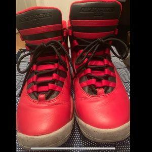 Jordan Shoes - Jordan 10 Retro Bulls Over Broadway 5.5Y